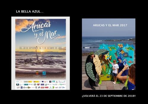 Sandra Santa Cruz-La Bella Azul