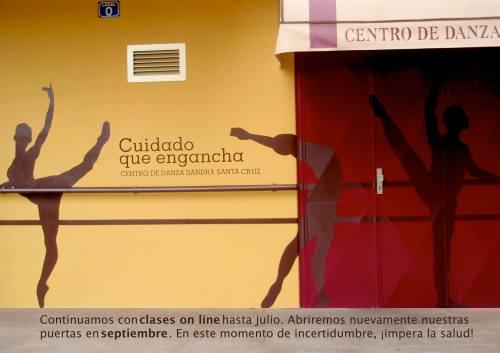 Centro de Danza_Clases ON LINE