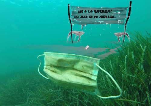 Si los peces hablaran... ¡No a la basura!
